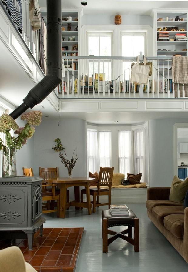 15 casas de campo para inspirar a decora o casa vogue ambientes - Casas de campo restauradas ...