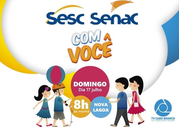 Sesc com você  (Foto: Divulgação)