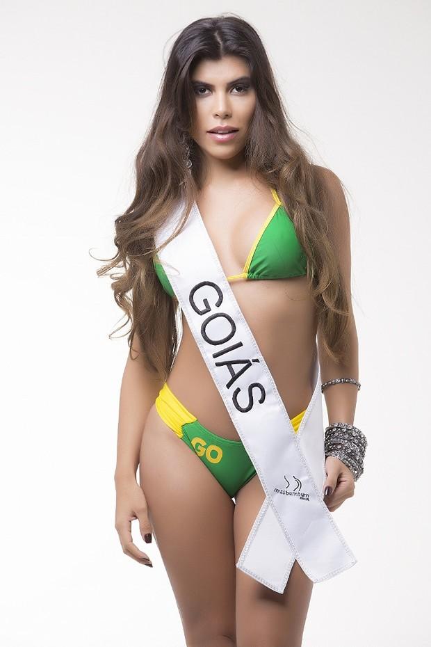 Candidatas ao Miss Bumbum Brasil 5 - Priscila Rocha - Goiás (Foto: Divulgação MBB5! )