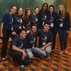 Mais de 800 voluntários ajudam na organização (José Paulo Lacerda)