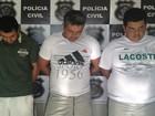 Polícia prende suspeito de liderar quadrilha de roubo de gado em Goiás