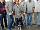 Sumiço da cadela Bolinha muda rotina de trabalho em empresa