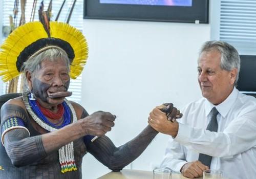 ex-presidente-Funai-Antonio-Fernandes-Toninho-Costa (Foto: Divulgação Funai)