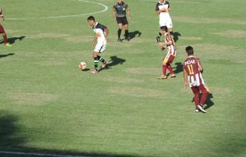 Presidente Prudente vence e Osvaldo Cruz empata na estreia do sub-20