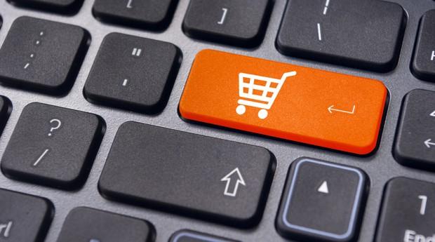 compra on line internet computador teclado  (Foto: shutterstock)