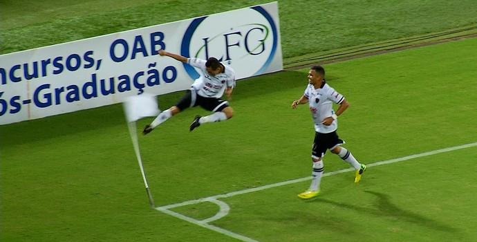 João Paulo - Botafogo-PB voadora meme (Foto: Reprodução)