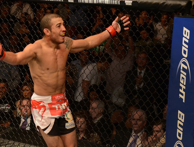 jose aldo vence frank edgard ufc mma (Foto: Getty Images)