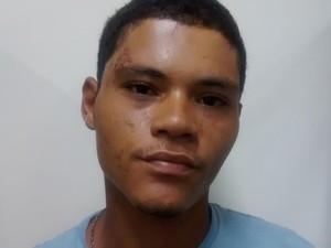 Adalton foi reconhecido por vítima de estupro (Foto: Blog Repórter Eduander Silva)