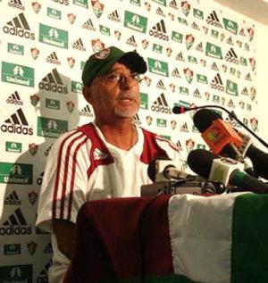 Gilson Gênio (Foto: Divulgação Fluminense)
