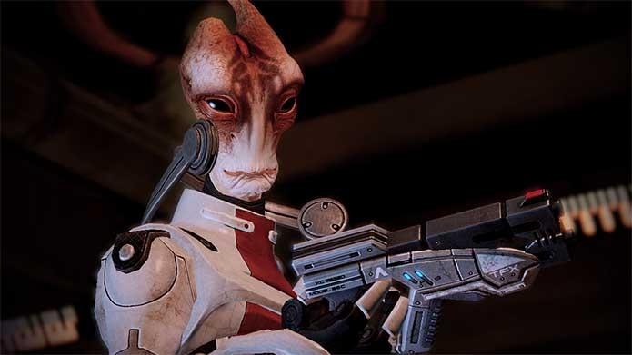 A possível morte de Mordin em Mass Effect 3 é tocante (Foto: Divulgação/BioWare)