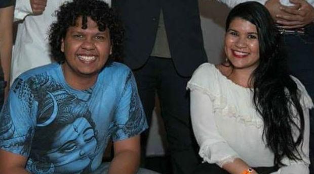 Luis Henrique Coelho e Jennifer Rodrigues criadores do Empreende Aí  (Foto: Divulgação)