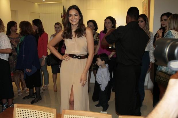 Bruna Marquezine (Foto: Johnson Parragguez/photorionews)
