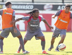 Carlos Alberto vasco treino (Foto: Jorge William / Agência O Globo)
