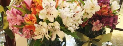 Aprenda a fazer arranjos de flores (Melina Mantovani / Gshow)