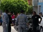Homem é alvejado com mais de 10 tiros, na Batista Campos
