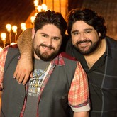 César Menotti e Fabiano (Foto: Divulgação)