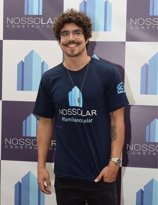 Caio Castro (Foto: Francisco Cepeda/AgNews)
