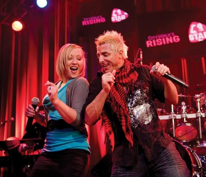 Se a sua vibe é música ao vivo, você vai se divertir muito nos shows (Foto: Divulgação)