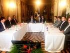 'Nordeste sairá unido', diz Robinson Faria após encontro de governadores
