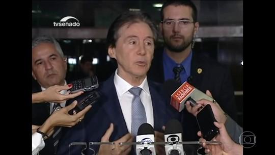Presidente do Senado quer aprovar outro projeto sobre terceirização