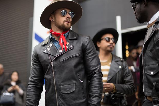 Jaquetas, uma das peças-chave do guarda-roupa masculino (Foto: IMAXTREE)