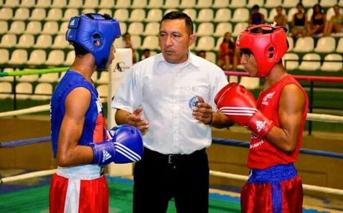 Boxe Roraima (Foto: Arquivo Pessoal)
