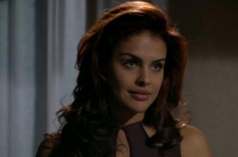 Paloma Bernardi como Rosângela em 'Salve Jorge' (Foto: Reprodução)