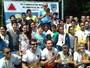 Clube de MG reúne adeptos da corrida de orientação e disputa estadual