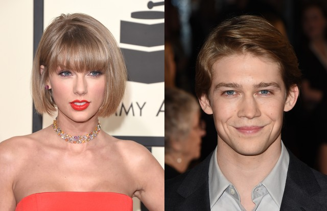 Novo casal: Taylor Swift e Joe Alwyn (Foto: Getty Images)