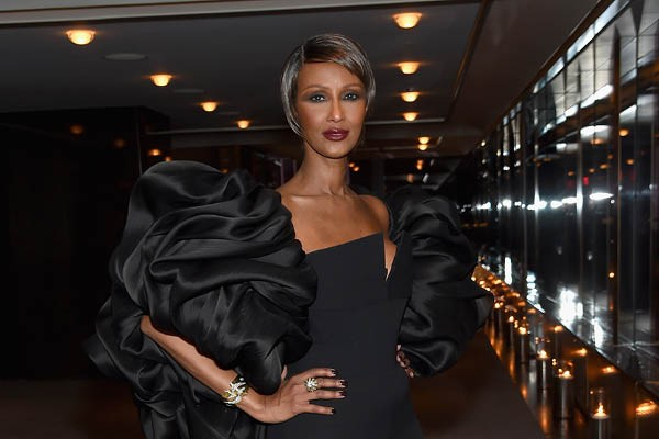 Iman (Foto: Getty Images)