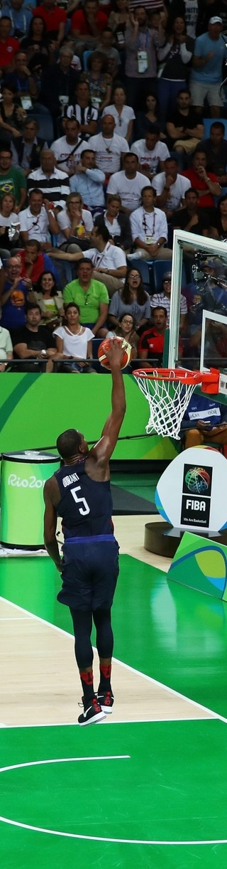 Kevin Durant basquete EUA (Foto: Getty Images)
