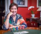 Silvana (Lilia Cabral) é arquiteta de sucesso , mas entrará em decadência por causa de seu vício no jogo   Paulo Belote/Globo