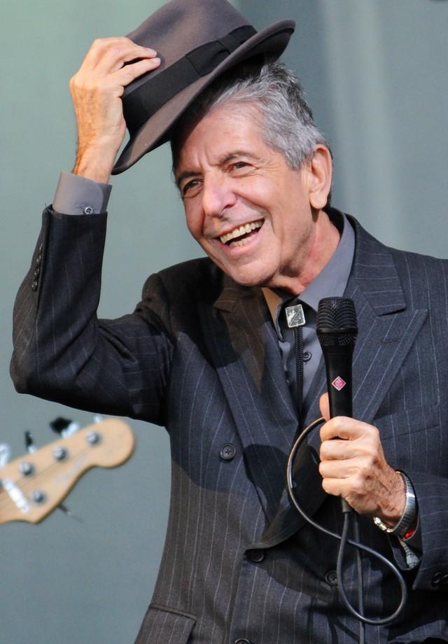 Leonard Cohen (Foto: Getty Images)