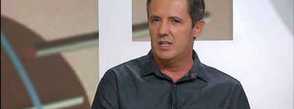 Carlos Eduardo Lino diz que é um desencanto ver o Santos em campo