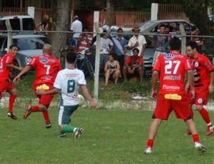 Campeonato Amador de Foz do Iguaçu (Foto: RPC TV Foz)