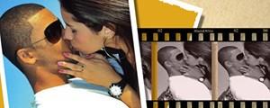 Olha os beijos que a galera mandou! (Malhação / TV Globo)