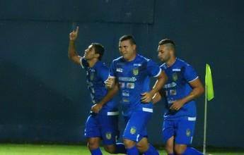Nonato desencanta e Naça vence Galo no Rio-Nal por 2 a 0 na estreia do AM