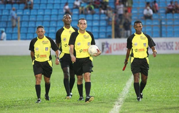 CEAF avaliará árbitros maranhenses (Foto: Biaman Prado/O Estado)