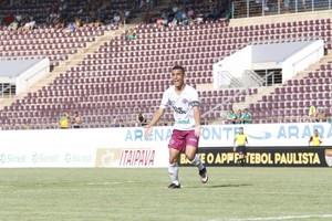 Rodolfo jogou a Copinha com a camisa 9 da Ferroviária (Foto: Rodolfo Ribeiro/Arquivo Pessoal)