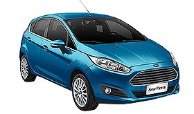 New Fiesta (Foto: Ford)