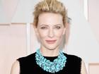Cate Blanchett nega ter tido relações sexuais com mulheres, diz jornal