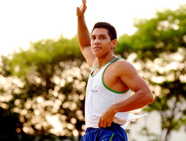 Fabio Gomes da Silva, salto com vara (Foto: Marcos Ribolli / Globoesporte.com)
