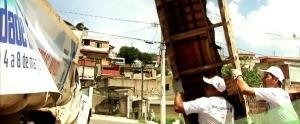 Projeto que promove a sustentabilidade atende diversas cidades da região (Reprodução / TV TEM)