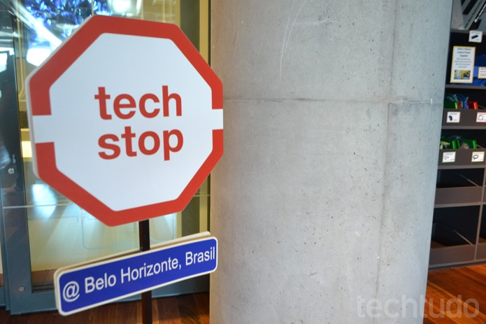 Espaços coletivos sinalizam que é hora de se divertir e tirar a tensão da rotina (Foto: Melissa Cruz / TechTudo)