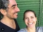 Letícia Colin fala sobre romance com Michel Melamed: 'Ele é incrível'