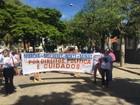 Marcha pelo Centro de Montes Claros encerra semana da mulher
