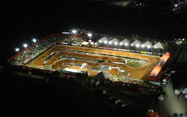 Pista Arena Cross Penha (Foto: Idário Café/Divulgação VIPCOMM)