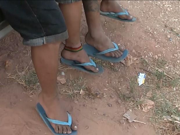 Segundo Polícia Civil, tem aumentado o número de casos de adolescentes apreendidos (Foto: Reprodução/TV Mirante)