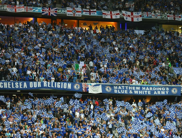 Chelsea torcida (Foto: Getty Images)