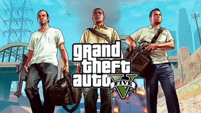GTA tem muito conteúdo extra (Foto: Divulgação/Rockstar) (Foto: GTA tem muito conteúdo extra (Foto: Divulgação/Rockstar))